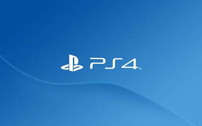 playsation 4, das logo von der gaming konsole