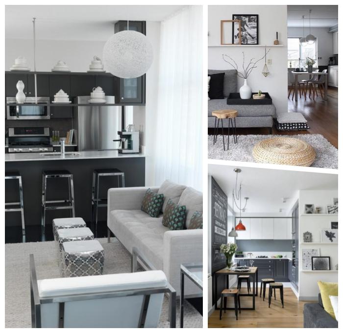 einrichtungsideen wohnzimmer, wohnung einrichten, wohnzimmer gestaltungsideen