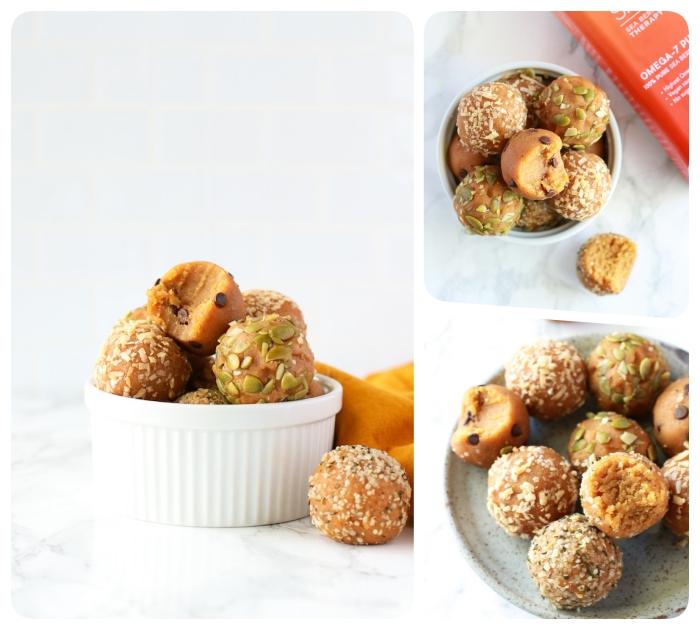 enegry balls, die ebsten rezepte und ideen, schnelle snacks für unterwegs, proteinbällchen mit erdnussbutter