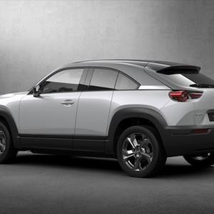 Mazda MX 30 - das erste Elektroauto von Mazda mit Freestyle-Türen