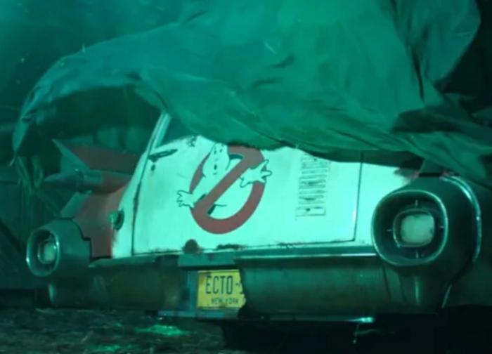 Ghostbusters 2020 bekommt eine Fortsetzung, das Logo von den Filmen