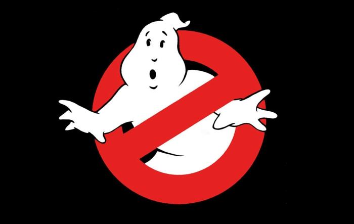 das Logo von Ghostbusters 2020, die Fortsetzung von der erfolgreichen Geschichte