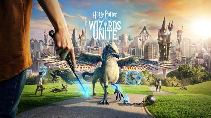 Harry Potter: Wizards Unite - die Stadt ist schon ein magischer Platz