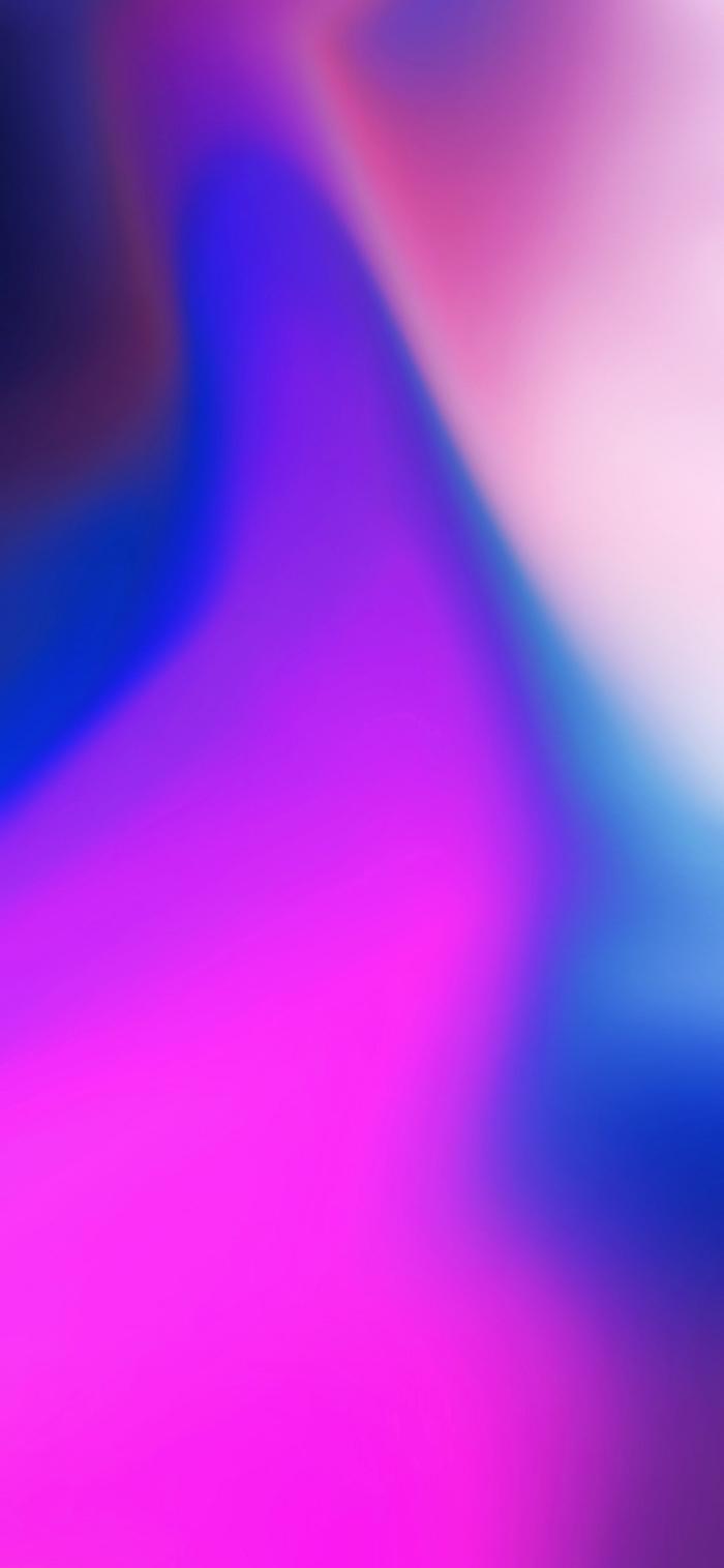 iphone x hintergrund, die besten wallpapers für apple handy, bunte farben