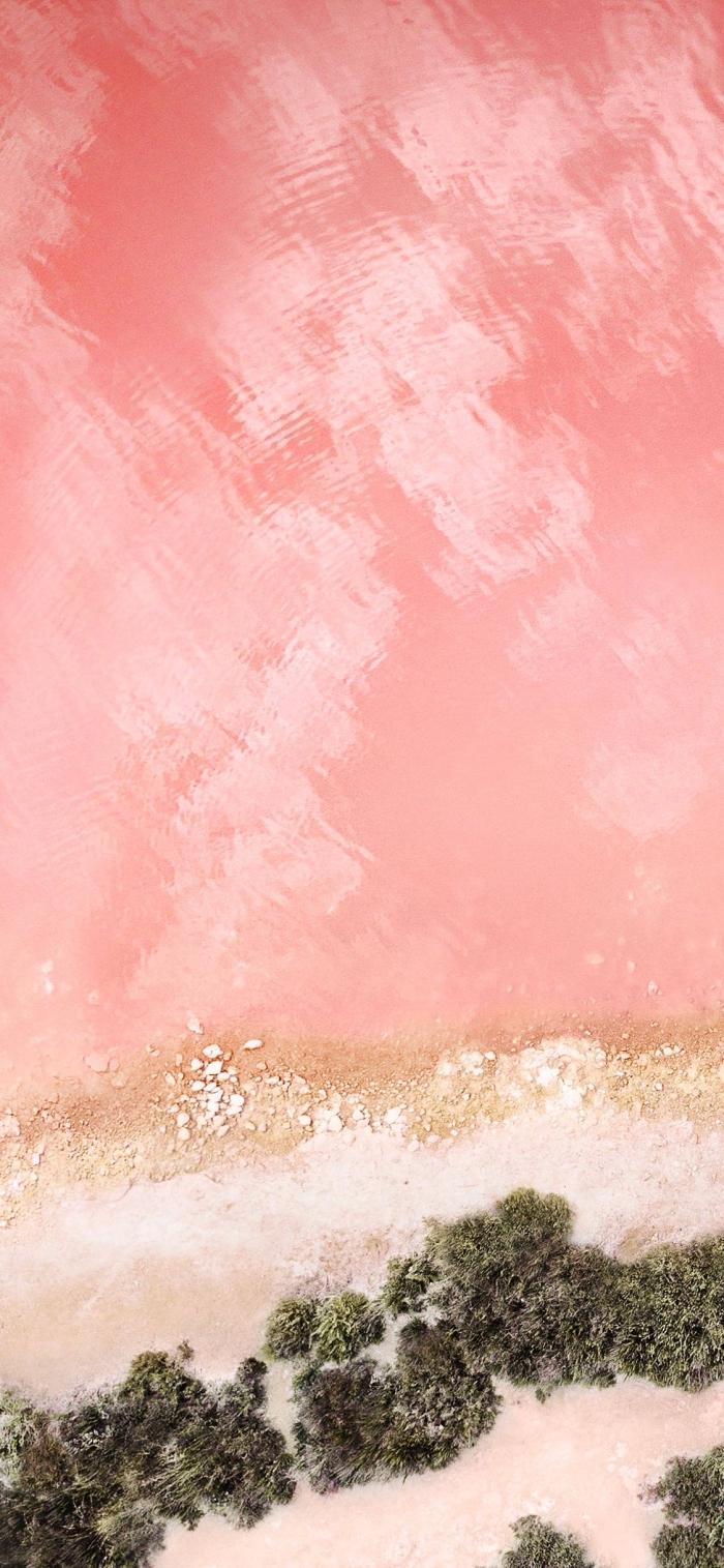 iphone x hintergrund in rose gold, die besten wallpapers für handy, apple background
