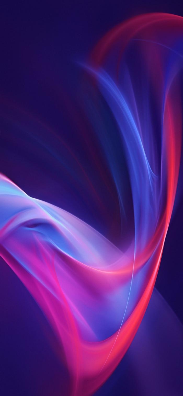 iphone x wallpaper, abstrakte hintergrundsbilder für apple. hintergrund in blau, lila und rosa