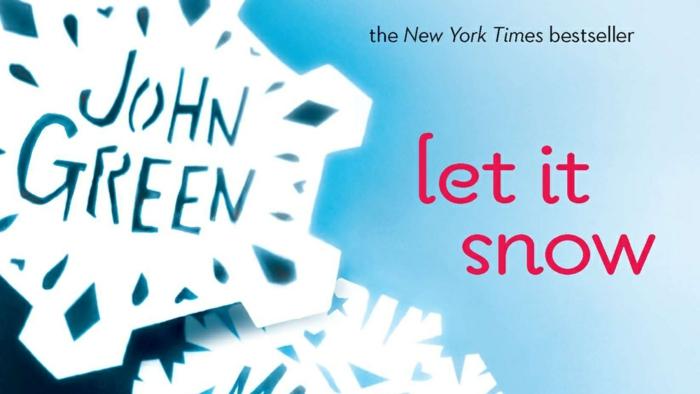 John Green, Tage wie diese, Let it snow, drei Weihnachtsgeschichte für Teenagerliebe