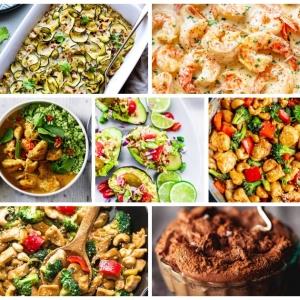Ketogen essen: 8 einfache und leckere Keto Rezepte