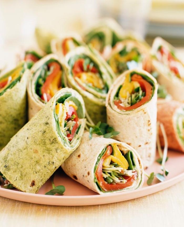 ketogene ernährung, frühstück ideen, enchiladas mit gemüse und käse, frühstücksideen