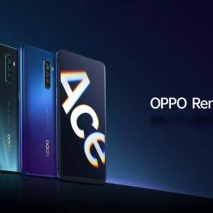 Oppo Smartphone lässt sich für eine halbe Stunde laden