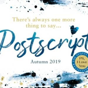 Der Roman Postscript von Cecelia Ahern erscheint am 23. Oktober auf Deutsch