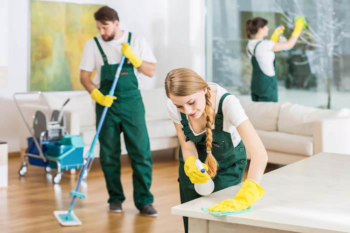 Steigert die Sauberkeit im Büro die Produktivität der Mitarbeiter