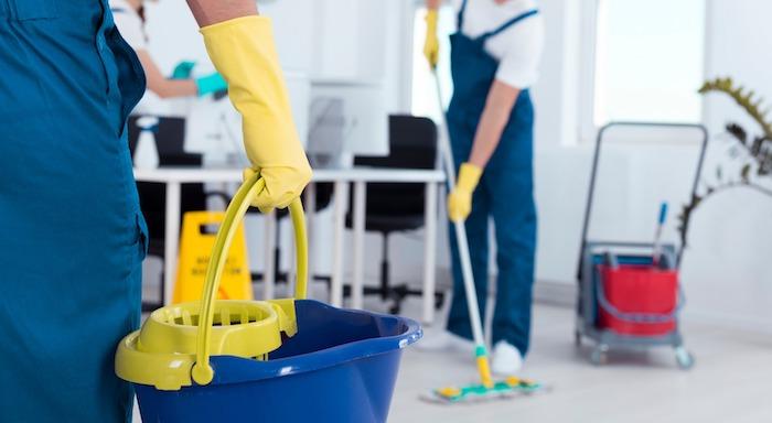 Die Sauberkeit im Büro als Produktivitätsfaktor
