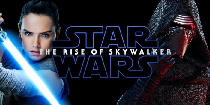 Star Wars: Der Aufstieg Skywalkers, Rey und Kylo Ren sind Erzfeinde, die sich lieben