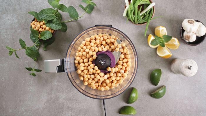 was koche ich heute, grüne falafels aus kichererbsen, schnelle zubereitung