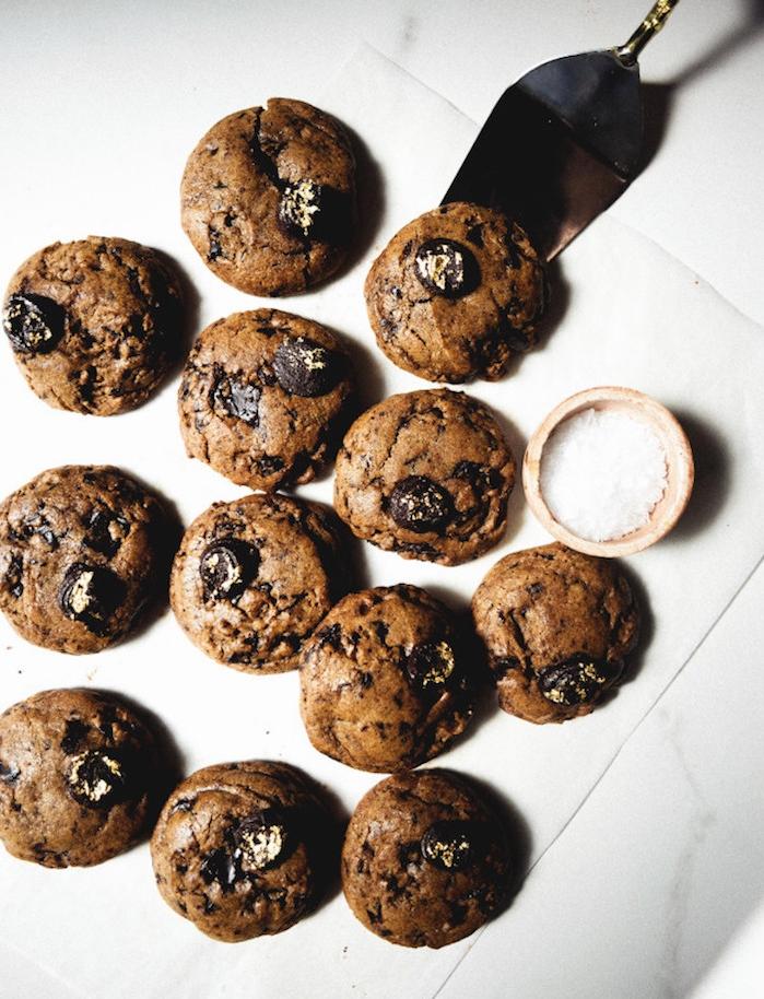 cookies selber machen, die besten rezepte, weiche kekse mit datteln, weihnachtsdessert