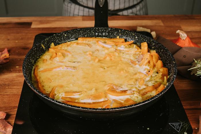 cremesuppen rezepte, die besten suppenrezepte, schritt für schritt anleitung, kürbissuppe