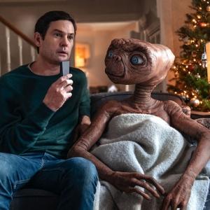 Der beliebte Außerirdische namens E.T. kehrt zurück