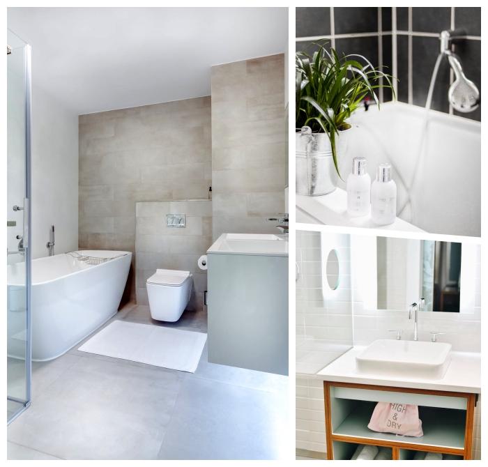 fliesen kaufen tipps, badezimmer gestalten, badeimmergestaltung in weiß, badfliesen kauftipps
