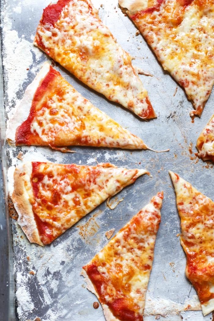 rezept des tages, pizza backen, schnelle vegetarische gerichte, rezepte für jeden tag