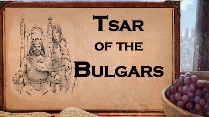 der bulgarische könnig ivaylo, die mission tsar of the bulgars, das spiel age of empires ii definitive edition