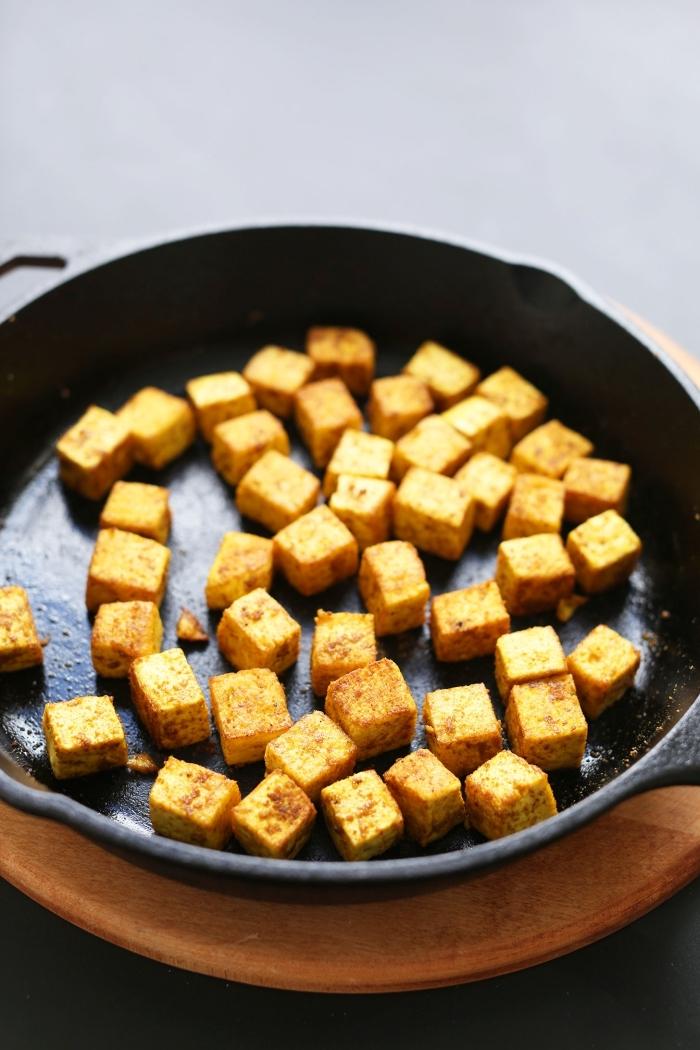 was essen wir heute, tofu zubereiten, begetarische rezepte für jeden tag, mittagessen