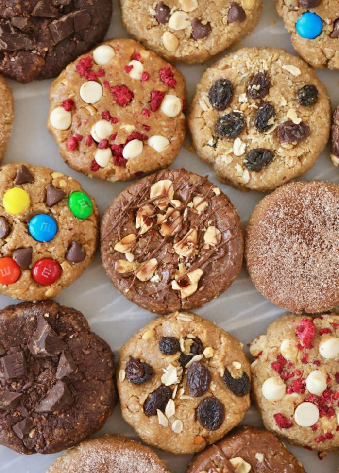 weihanchtsgebäck plätzchen, kekse selber machen, cookies rezepte verschiedene ideen