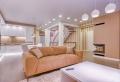 Wohnzimmer gestalten: Schaffen die richtige Atmosphäre durch Licht!