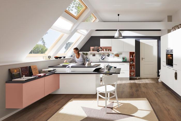 Schüller Küchen überzeugen mit einer Vielfalt an Stilrichtungen und einer durchgehenden Linienführung