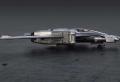 Porsche und Lucasfilm entwickeln ein Star-Wars-Raumschiff