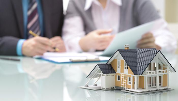 verkauf von immobilien