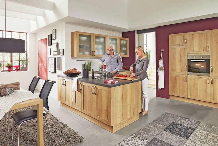 Schüller Küchen, für jeden Kunden individuell angefertigt