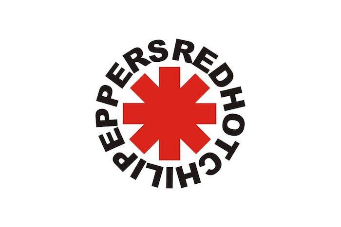 das logo des albums, die band red hot chili peppers, der gitarrist john Frusciante kehrt zu der band zurück