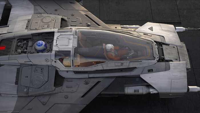 ein raumschiff mit einem flieger und robot, das neue raumschiff porsche tri wing s 91x pegasus starfighter