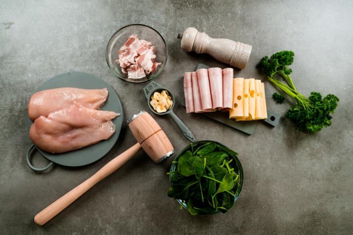 mittagessen ideen für jeden tag, cordeon bleu selber machen, rezepte mit fleisch