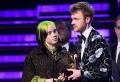 Billie Eilish hat die Grammy-Preise in den Hauptkategorien gewonnen