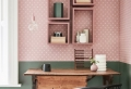 Wandfarbe Altrosa – Zauberhafte Ideen für Ihre Wohnung