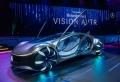 Mercedes Vision AVTR – das neue Auto, das von dem Film Avatar inspiriert wurde