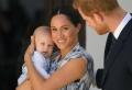 Prinz Harry und Herzogin Meghan verkündeten ihren royalen Rückzug