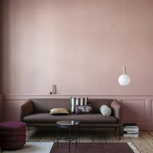 Wandfarbe Altrosa - Zauberhafte Ideen für Ihre Wohnung