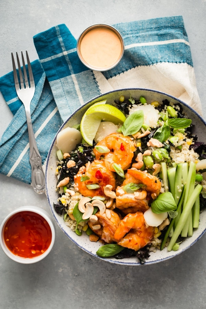 was koche ich heute, schnelles essen rezepte, gesunde rezepfe, low carb, healthy bowl