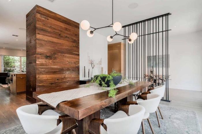 wohnzimmer farben 2019, wohnungsdeko ideen, wohnzimmer und esszimmer in einem raum