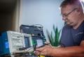 Prüfung elektrischer Anlagen und Betriebsmittel durch E+Service+Check GmbH
