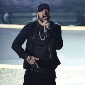 Eminem war eine der größten Überraschungen bei den diesjährigen Oscars