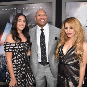 Simone Johnson - Tochter von Dwayne Johnson The Rock, will Wrestlerin werden