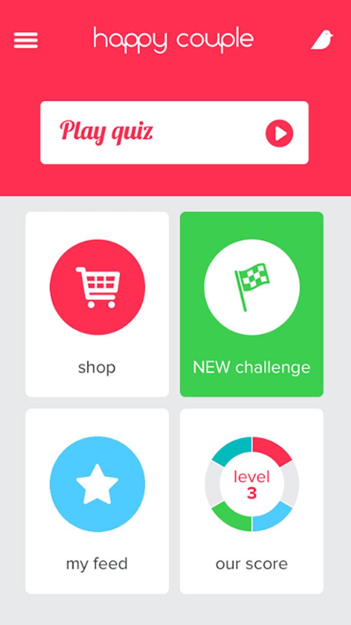 eine app für liebespaare, love quiz, happy couple, die besten apps für paare
