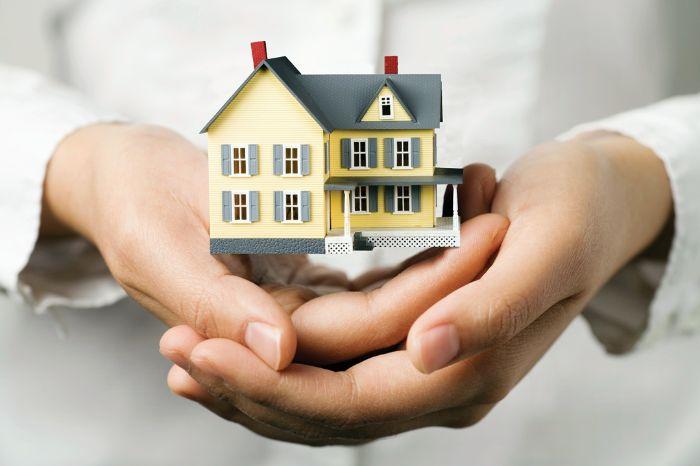 verkauf einer immobilie