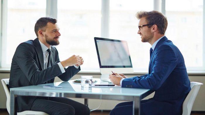 Lebenslauf erstellen, Was ist zu beachten, Vorstellungsgespräch führen