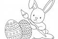 Mehr als 50 Osterbilder zum Ausmalen