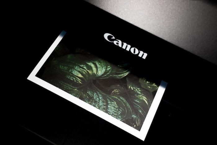 Fotos bequem und einfach drucken, Fotodrucker Canon